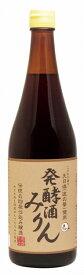 千寿酒造発酵酒みりん 720ml 4本