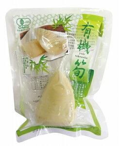 テンダイ有機たけのこ水煮(中国産) 100g 16個