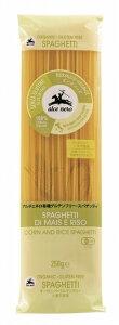 日仏貿易アルチェネロ 有機グルテンフリー・スパゲッティ 250g 6袋