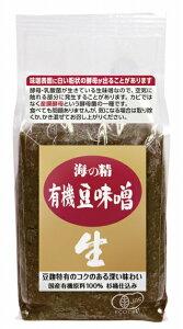 海の精海の精 有機豆味噌 1kg 2個
