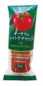 光食品オーサワのトマトケチャップ(有機トマト使用) 300g 6本