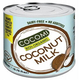 ミトクココミ オーガニックココナッツミルク 200ml 12本