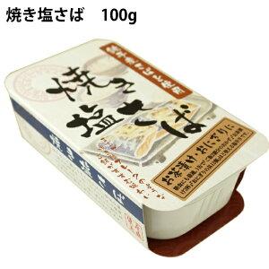 銚子産鯖 缶詰 焼き塩さば 100g×12缶 青魚缶詰