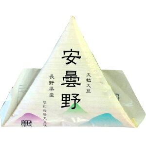 村田商店 安曇野納豆 経木入り大粒納豆 80g 5個
