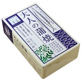 千葉産直サービス 大人の蒲焼 100g 6缶 青魚缶詰