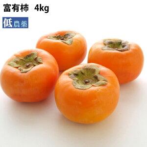 富有柿 奈良県産 4kg