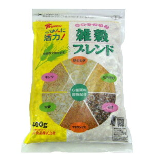 桜井食品 雑穀ブレンド 400g×3袋