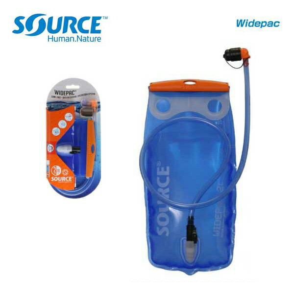 (SOURCE) ソース ハイドレーション Widepac ワイドパック 2.0L