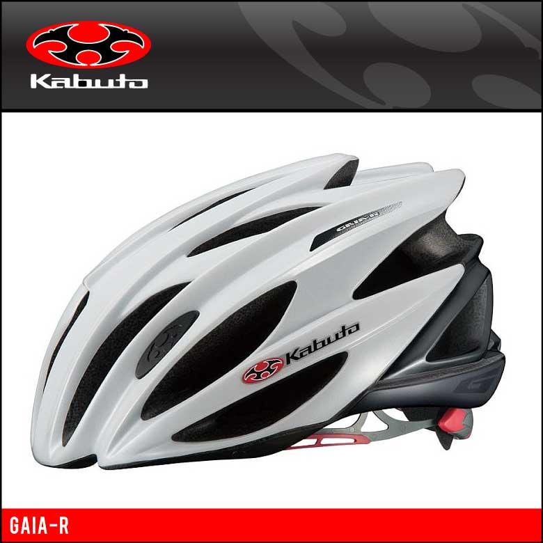 OGK KABUTO オージーケーカブト HELMET ヘルメット GAIA-R ガイアR (JCF公認)パールホワイト 4966094535643