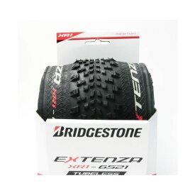 (BRIDGESTONE)ブリヂストン XCレーシングチューブレスタイヤ EXTENZA XR1 エクステンザXR1 27.5×2.1(650B)(F301125BL)(4977716065622) タイヤ