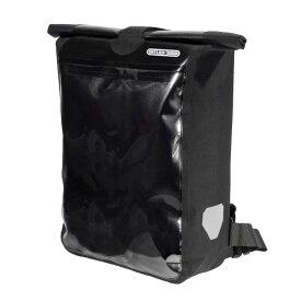ORTLIEB オルトリーブ MESSENGER BAG PRO メッセンジャーバッグ プロ 39L ブラック(R2201)バッグ
