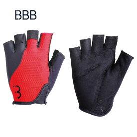 (ネコポス便対応商品)BBB ビービービー RACER レーサー BBW-58 RED レッド グローブ