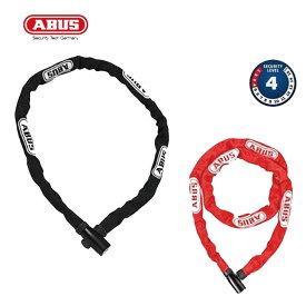 ABUS アブス 4804K/110 4804 KEY 110 チェーンロック 1100mm キー式 セキュリティーレベル4