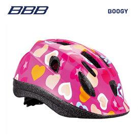 BBB ヘルメット BHE-37 BOOGY ブーギー ハート