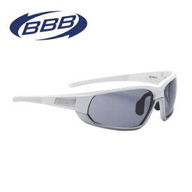 (送料無料)(BBB)SPORTGLASSES スポーツグラス ADAPT BSG-45 アダプト マットホワイトマットクローム(131344)