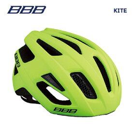 BBB ヘルメット BHE-29 KITE カイト マットネオンイエロー