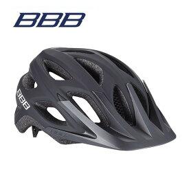 BBB ヘルメット BHE-67 VARALLO バラロ ソリッドマットブラック