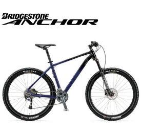 (選べる特典付)マウンテンバイク 2020 ANCHOR アンカー XG6 ACERA MODEL シマノ アセラ仕様 オーシャンネイビー 27段変速 27.5インチホイール アルミ MTB