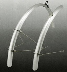ARAYA・RALEIGH オプションパーツ ポリカーボネート製マッドガード前後セット(FN-BDC)