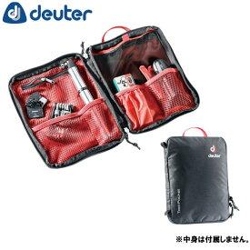 (即納)(ネコポス便対応商品)(メーカー在庫限り) deuter ドイター TOOL POCKET ツールポケット ブラック 携帯工具収納バッグ (D3291420-7000)(4046051104423)