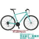 クロスバイク 2020 BIANCHI ビアンキ C・SPORT 1 Cスポーツ1 CK16/BLACK-WHITE FULL MATT(C1) 24段変速 7...