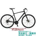 クロスバイク 2020 BIANCHI ビアンキ C・SPORT 2 Cスポーツ2 BLACK/ GRAPH-CK16 FULL MATT(KW) 24段変速 ...