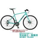 クロスバイク 2020 BIANCHI ビアンキ ROMA 1 DISC ローマ1ディスク CK16 20段変速 SHIMANO TIAGRA 700C 油圧ディスク…
