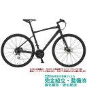 クロスバイク 2020 BIANCHI ビアンキ C・SPORT 1 Cスポーツ1 BLACK/ GRAPHーCK16 FULL MATT(KW) 24段変速 700C Vブレ…