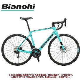 ディスク ロードバイク 2020 BIANCHI ビアンキ INFINITO XE DISC ULTEGRA インフィニートXEディスク アルテグラ CK16/BLACK FULL GLOSSY(5K) 2×11SP カーボン