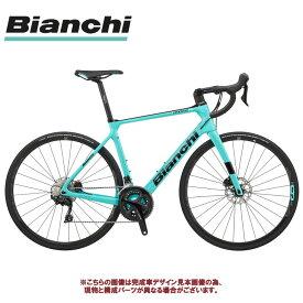 ディスク ロードバイク 2020 BIANCHI ビアンキ INFINITO XE DISC 105 インフィニートXEディスク 105 CK16/BLACK FULL GLOSSY(5K) 2×11SP カーボン