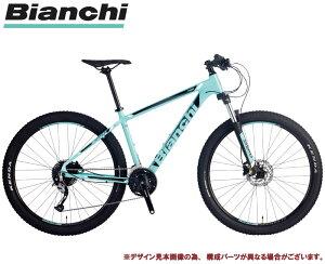 マウンテンバイク 2021 BIANCHI ビアンキ MAGMA 7.2 マグマ7.2 CK16(6K) 18段変速 SHIMANO 2×9SP ホイール径27.5インチ 油圧ディスクブレーキ