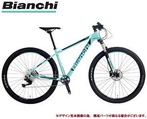 マウンテンバイク 2021 BIANCHI ビアンキ MAGMA 9.1 マグマ9.1 CK16(6K) 10段変速 SHIMANO DEORE ホイール径29インチ 油圧ディスクブレーキ