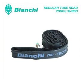 BIANCHI ビアンキ チューブロードライト 700×18/25C TUBE チューブ 仏式 バルブ長48mm(1本) (4573392620461)