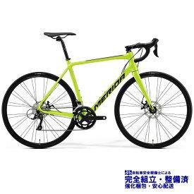 (選べる特典付)ロードバイク 2021 MERIDA メリダ SCULTURA 200 スクルトゥーラ 200 シルクグリーン(ブラック)【EG53】DISC sora