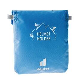 (ネコポス便対応商品)deuter ドイター HELMET HOLDER ヘルメットホルダー ブラック(型番:D3922321)(4046051117843)