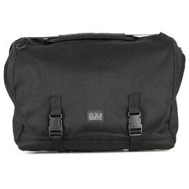 BROMPTON ブロンプトン Messenger Bag メッセンジャーバッグ 13L ブラック(QMET-M-BK)バッグ