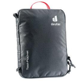 (ネコポス便対応商品)deuter ドイター TOOL POCKET ツールポケット(型番:D3290021)(4046051115092)携帯工具収納バッグ