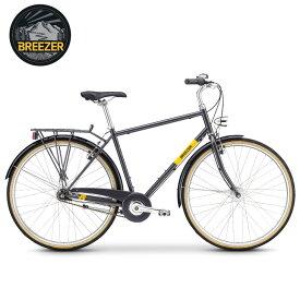 (選べる特典付)シティーサイクル 2020 BREEZER ブリーザー DOWNTOWN 7+ ダウンタウン7+ アンスラサイト
