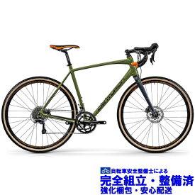 (選べる特典付)グラベル ロードバイク 2020 CENTURION センチュリオン CROSSFIRE GRAVEL 2000 クロスファイヤーグラベル2000 マラードグリーン (SHIMANO TIAGRA)