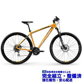 (選べる特典付!)マウンテンバイク 2020 CENTURION センチュリオン BACKFIRE COMP 50.29 バックファイヤーコンプ 50.29 オレンジ 24段変速 29er