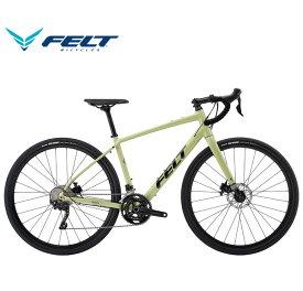 (選べる特典付)アドベンチャー ロードバイク 2020 FELT フェルト BROAM40 ブローム40 セージミスト SHIMANO GRX 2×10SP ディスクブレーキ