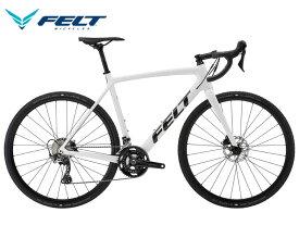 (選べる特典付き!)シクロクロスバイク 2021 FELT フェルト FX ADVANCED GRX 600 FX アドバンスド GRX600 ホワイト/テクストリーム 22段変速 DISC BRAKE