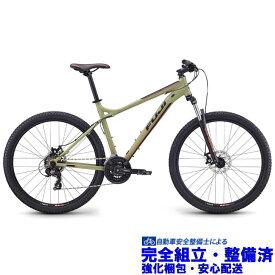 マウンテンバイク 2019 FUJI フジ NEVADA 27.5 1.9 ネバダ27.5 1.9 マットカーキグリーン