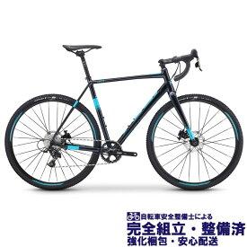 (選べる特典付き!)シクロクロスバイク 2020 FUJI フジ CROSS1.3 クロス 1.3 コズミックブラック 700C