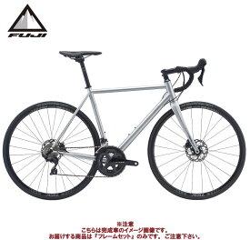(ケミカル3点プレゼント)ロードバイク 2021 FUJI フジ FOREAL DISC FRAME SET マットシルバー フレームセット