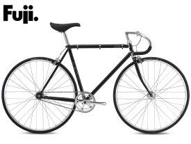 (選べる特典付き)シングルスピードバイク 2021 FUJI フジ FEATHER フェザー 120th anniversary シッコク(限定モデル) シングルギア ピストバイク 700C クロモリ