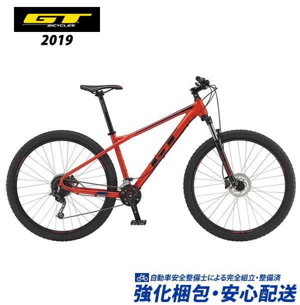 (特典付)マウンテンバイク 2019 GT AVALANCHE COMP アバランチェコンプ レッド