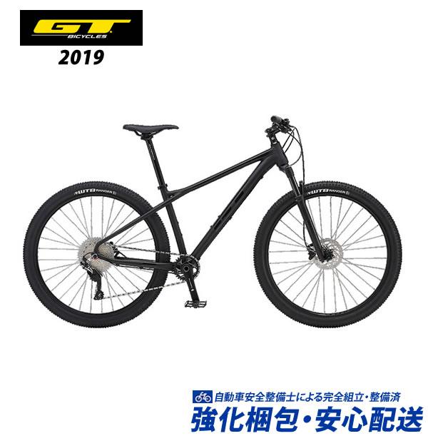 (特典付)マウンテンバイク 2019 GT AVALANCHE EXPERT アバランチェエキスパート ブラック