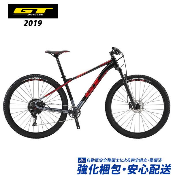 (特典付)マウンテンバイク 2019 GT ZASKAR COMP ザスカーコンプ ブラック