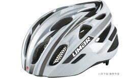 LIMAR リマール Helmet ヘルメット 555 ホワイト/シルバー/チタン